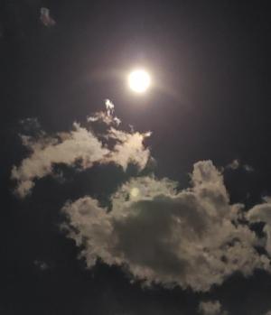鳥取県米子市皆生温泉のソープランド かのん-KANON-の写メ日記 中秋の名月????画像